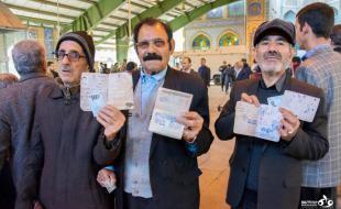 استقبال خوب کرمانشاهیها از انتخابات/ حضور پررنگ رای اولیها