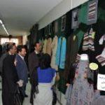 افتتاح نمایشگاه مد و لباس ایرانی اسلامی در اسلام آبادغرب+عکس