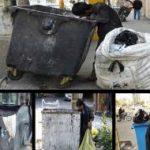 دود سردرگمی برخورد با زبالهگردها در چشم شهروندان کرمانشاهی!