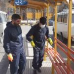 بهکارگیری ۱۸۰۰ نیروی جهادی برای مقابله با کرونا در کرمانشاه/ توزیع ۲۸۰۰ بسته معیشتی
