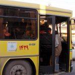 لغو کامل تردد اتوبوسهای شهری در کرمانشاه؛ ناوگان تاکسیرانی با ۳۰ درصد ظرفیت فعالیت میکند