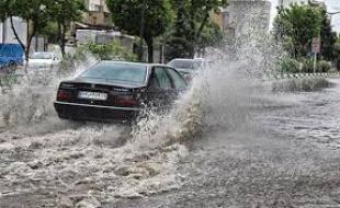 پیشبینی بارش باران در کرمانشاه/ هشدار آبگرفتگی معابر