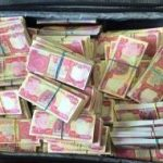 کشف ۳ میلیون دینار ارز قاچاق در قصرشیرین