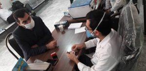 سنجش سلامت حقوق دانان بسیجی و کارمندان شوراهای حل اختلاف دادگستری استان کرمانشاه