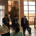 برگزاری آزمون مرکز وکلای قوه قضاییه همزمان با سراسر کشور در کرمانشاه+تصاویر