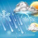 پیش بینی بارش در کرمانشاه/ هشدار آبگرفتگی و سیلاب های محلی