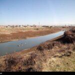 """ساماندهی و بهسازی رودخانه """"راوند"""" اسلامآبادغرب بعد از چند دهه آغاز شد"""