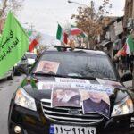 شکوه چهل و دومین بهار انقلاب در کرمانشاه