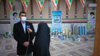 ارائه خدمات مشاوره حقوقی و قضایی و معاضدت رایگان به زندانیان به همت گروه جهادی حقوق دانان بسیجی استان کرمانشاه