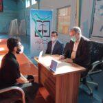 آزادی ۲۰ زندانی به همت سازمان بسیج حقوقدانان استان کرمانشاه+تصاویر