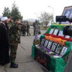 بازدید فرمانده کل ارتش از تیپ ۱۸۱زرهی اسلام آبادغرب