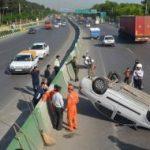 جان باختن ۷ شهروند در تصادفات بزرگراهی کرمانشاه