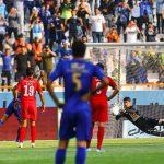 پرسپولیس برنده فوتبال ضعیف ایتالیایی – آرژانتینی +عکس