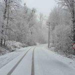 کولاک برف در غرب کشور