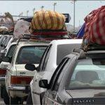 جولان خودروها با پلاکهای غیربومی در استانها / گلایه مردم ایران از سفرهای نوروزی / مسافرانی که کرونا سوغات میآورند