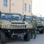 برگزاری «رژه خدمت» یگانهای جنگ نوین در کرمانشاه