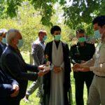 تجلیل از جهادگران سلامت در اسلام آبادغرب+تصاویر